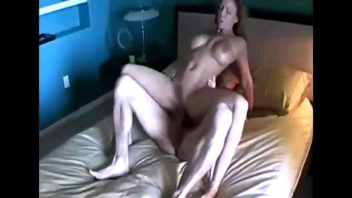 Red Head Anal Threesome