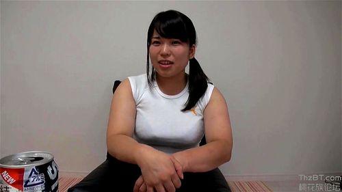 BLOR-76 ガチムチ体育会女子 サバサバしたムッチリおねえさんがデカチンでメス顔に! - Blor, Jav, Japanese Girl, Japanese Big Tits, Amateur, Asian Porn