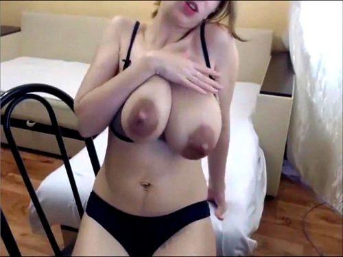 Milk tits big Large HD