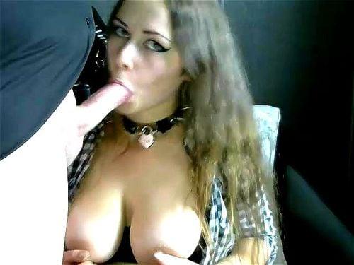 Busty Latvian babe Alisa97 webcam show 1/2