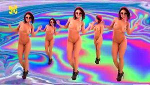 Pallares uncensored yuvi Naked TV