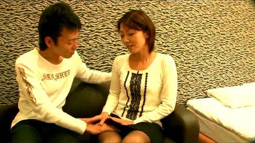 Watch VKO-128 おばさんナンパ 1 - Fetish, Japanese, Mature, Milf, Pantyhose, 人妻