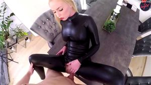 Latex lucy cat Lucy