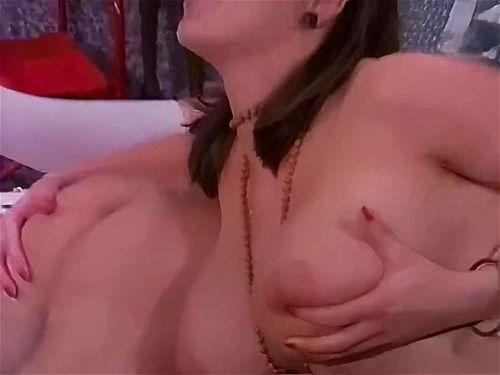 Big Tit Teen Lesbian Threesome