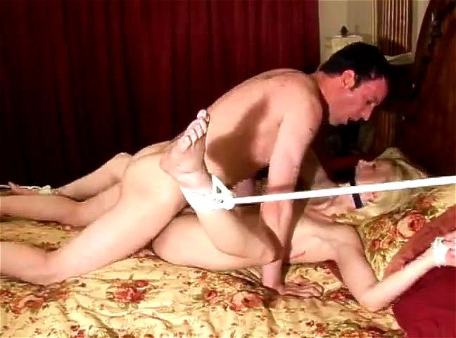 Tricked Into Gangbang Creampie