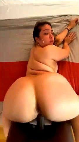 Big Ass Latina Roommate