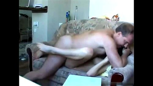 Rubbing My Ass His Dick