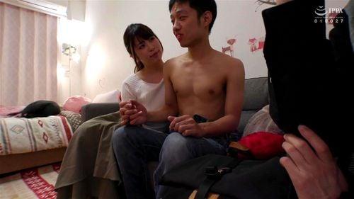 【spankbang】【椎葉みくる】カットのモデルになった童貞男が、女性に誘惑された結果w