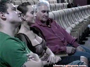 Groping cinema Cinema: 1,244