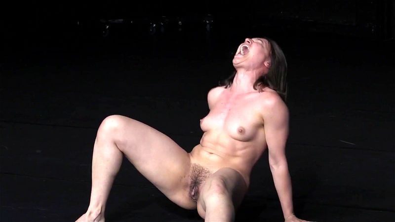 Performance nude