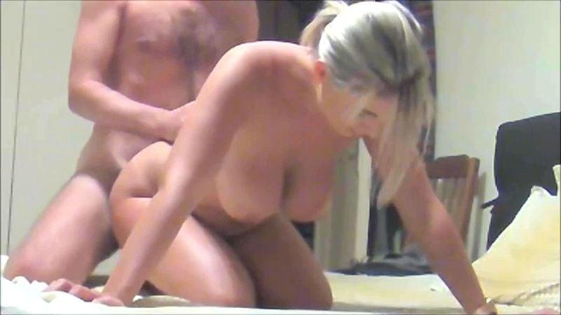 Big Tit Milf Anal Dildo