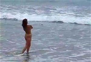 Milf beach naked Beach