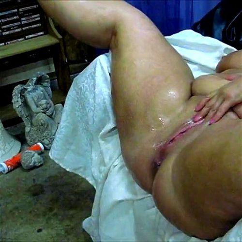 Teen Masturbation Dildo Squirt