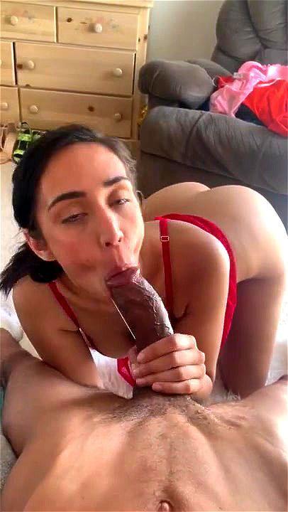 Amateur Double Cum Mouth