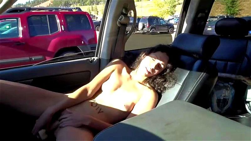 Milf Blowjob Parking Lot