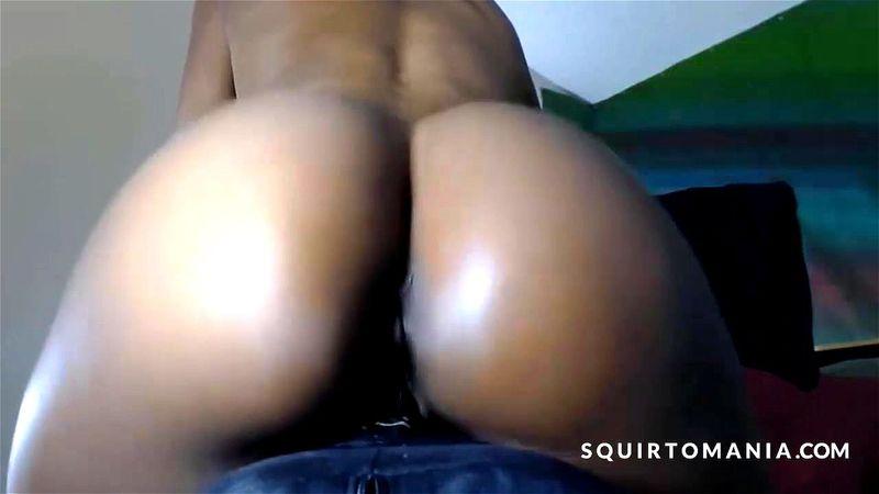 Bubble Butt Blonde Creampie