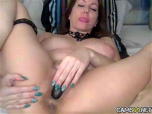 Latina Webcam Milf Anal