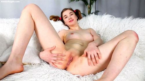 AmourAngels-LOVEFUL-2020-02-18 - Amourangels, Petite, Softcore, Babe, Brunette, Small Tits Porn