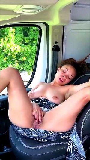Solo Slim Ebony Masturbation