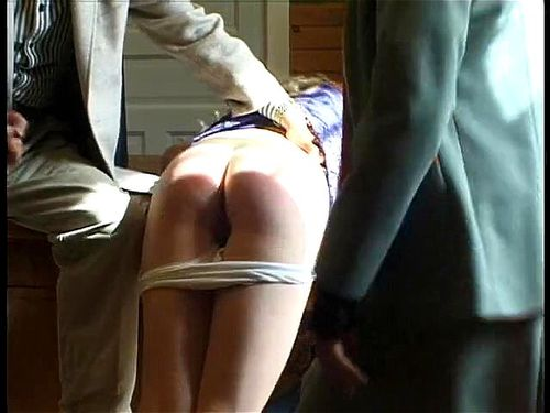 Spanking With Ruler