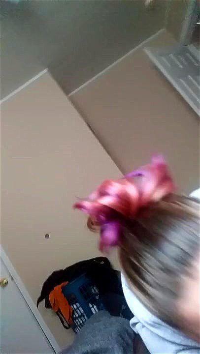 White Girl Sloppy Bbc Head