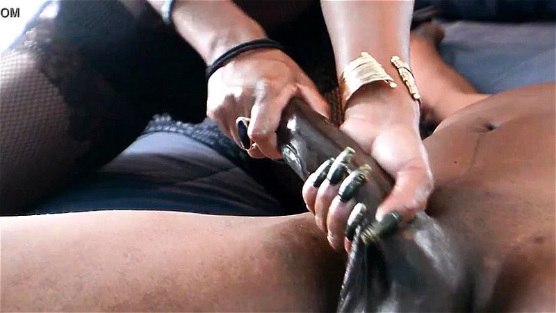 Wet Ebony Pussy Rides Bbc