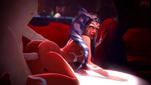 Star wars ahsoka nackt cartoon sex