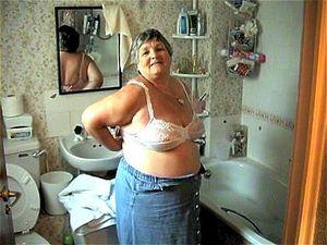 Bbw Mature Granny Mirror
