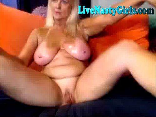 Granny Big Natural Tits