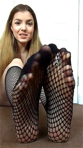 Foot Fetish Cum Challenge