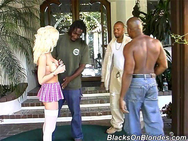 Amateur Blonde Slut Bbc