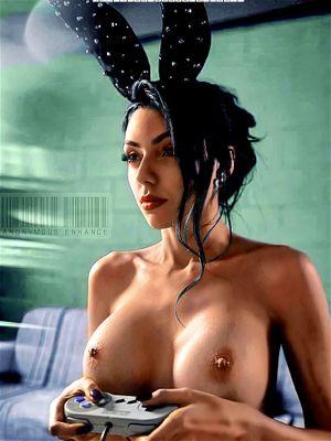 Nude estephan Nyvi Estephan
