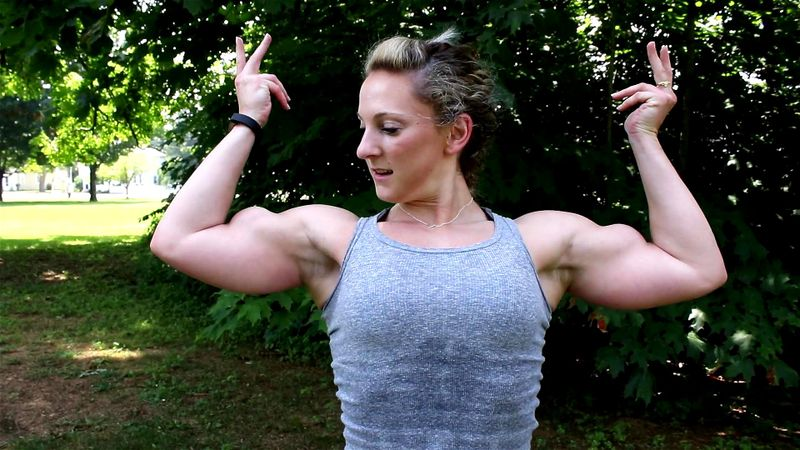 Huge Clit Female Muscle