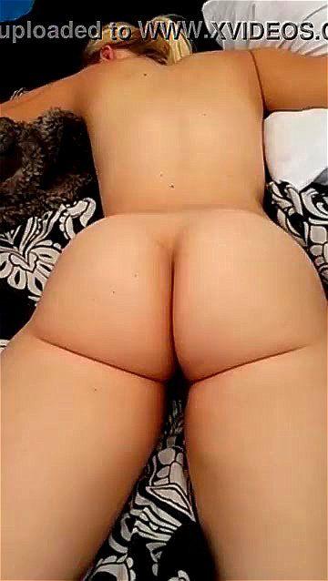 Blonde ass naked Naked Blonde