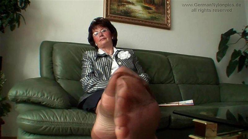 Nylon pic granny Gorgeous Granny