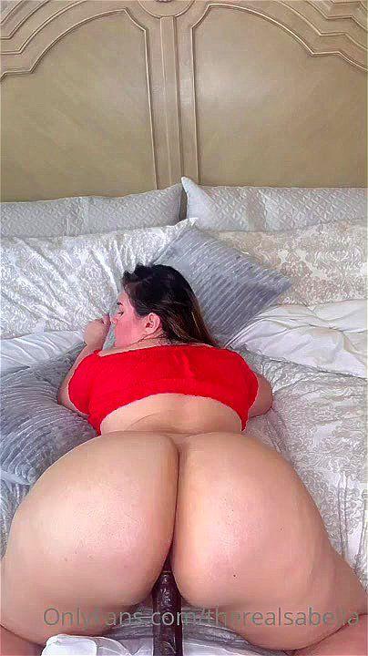 Huge Black Ass White Dick