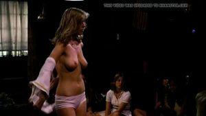 Janie Squire  nackt