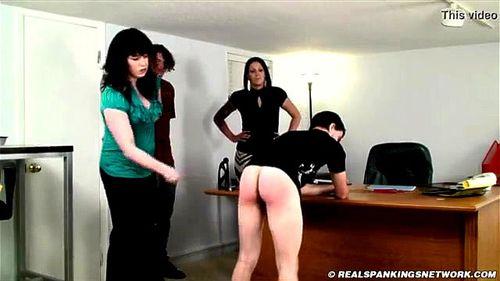 Ladies Spanking Men