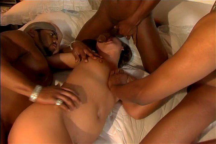 Brazilian Ass Mouth Threesome