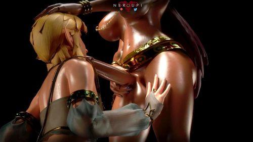 Link porn zelda Legend Of