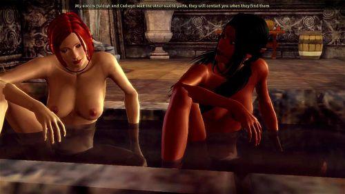 Dragon Age Origins Porn