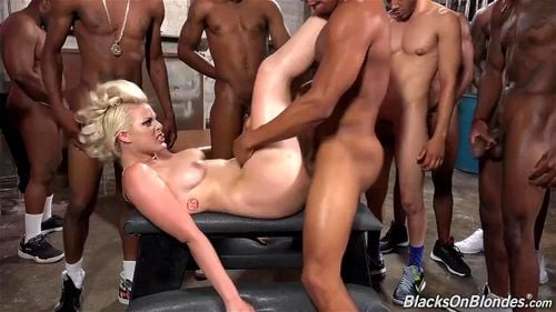 Gangbang porn interracial Interracial Porn,