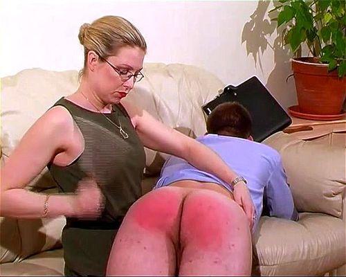 Spanking male female Women Spanking