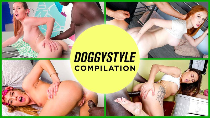 Compilation doggy style Doggystyle tubes