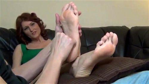 Porn milf feet Hottest feet