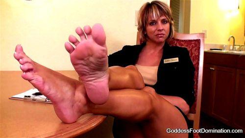 Goddess Brianna Feet Pov