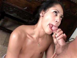 Swirling Tongue Blowjob