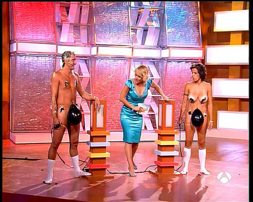 Nude game show