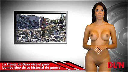 Veronica Bernal  nackt