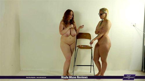 Nude-muse Nude muse